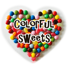 〇●Colorful sweets●〇