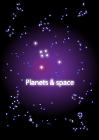 ❤️Planets & space(惑星と宇宙)
