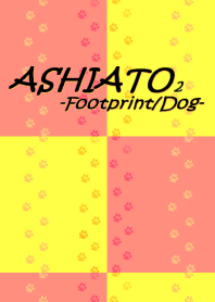 ASHIATO 2 -Dog-Yellow × Orange