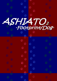 ASHIATO 2 -Dog- Red × Blue