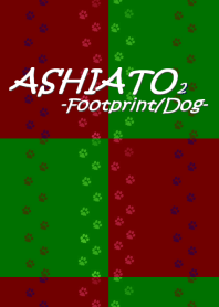 ASHIATO 2 -Dog-Red × Green