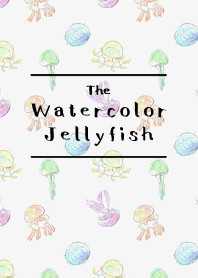 The Watercolor Jellyfish