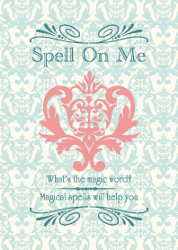 Spell On Me : Pink Green