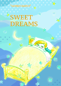 *LOVELY DAYS 3* [SWEET DREAMS] 猫 #2020
