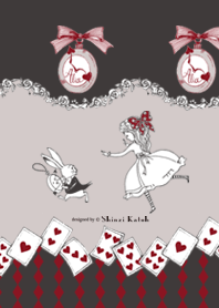 Usagi Alice in Wonderland