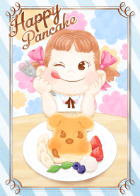 Happy Pancake with PEKO